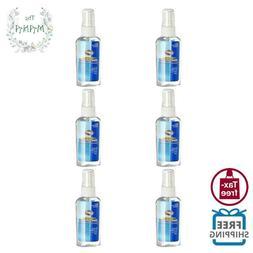 1 3 6 Pack Clorox Hand Sanitizer Spray Bleach Free Moisturiz