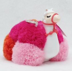 1 Bath & Body Works FLUFFY LLAMA Camel Pocketbac Holder Hand