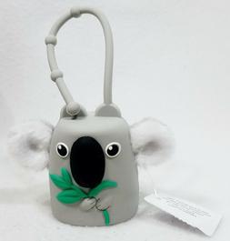 1 Bath & Body Works KOALA BEAR W/ LEAF Pocketbac Hand Saniti