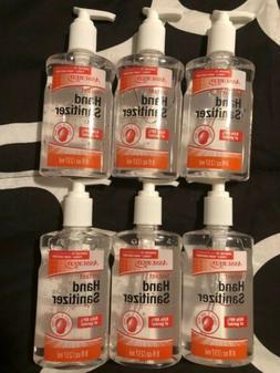 1............ Instant Hands Sanitizer 8 Oz
