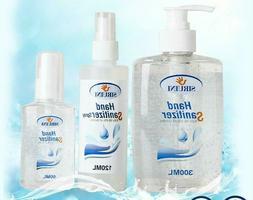 1 Lot / 50 Pcs SIRUINI Hand Sanitiser With Vitamin E Wash Di