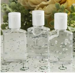 100 Personalized Mini Hand Sanitizer Wedding Party Favors