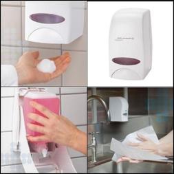 1000 mL Liquid Soap Manual Dispenser Hand Sanitizer Wall Mou