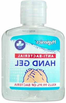HYGIENICS 100ML ALCOHOL HAND GEL ANTI-BACTERIAL SANITISER DI