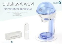Germstar 12 OZ dispenser, 1 12OZ Refill, 1 LUXE.   Special B