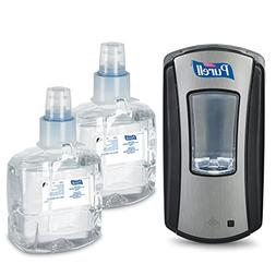 PURELL Advanced Hand Sanitizer Foam LTX-12 Starter Kit, 2 -