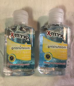 2- 2 oz Moisturizing Hand Cleaning Sanitation Gel