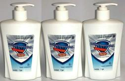 3 X Bottles Hand Sanitizer Gel With Pump 75% Alcohol Disinfe