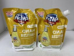 2 Wish Ultra Hand Sanitizer refill 33.8oz Each, Lemon Citrus