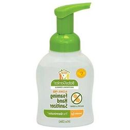 - Babyganics Alcohol-Free Foaming Hand Sanitizer, Mandarin/