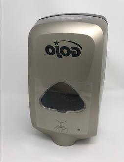 GOJO 278912 TFX Touch-Free Soap Dispenser, 1200mL, Nickel