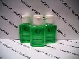 3 hand sanitizer 1 oz travel pocket