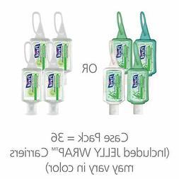 PURELL 3903-36 Advanced Hand Sanitizer Portable Bottles - Ha