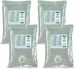 4 Purell Hand Sanitizer Refill 1,000ml Bags #2156  New Seale