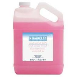 410ea mild cleansing pink lotion soap pleasant