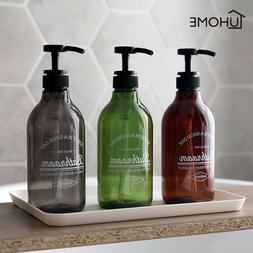 500/600ml Soap Dispenser Bottles Bathroom Hand Sanitizer Sha