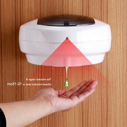 500ml Automatic Sanitizer Soap Dispenser Sensor Touchless Ha