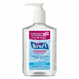 6 pack Purell Advanced Hand Sanitizer Refreshing Gel 12 fl o