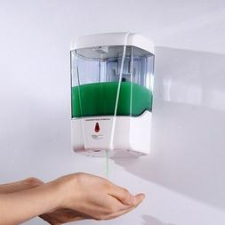 600Ml Automatic Wall Mounted Infrared Sensor Soap Dispenser