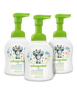 BabyGanics 8.45 oz. Alcohol-Free Foaming Hand Sanitizer Frag