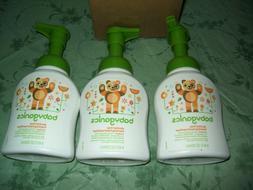 Babyganics 8.45 oz. Alcohol-Free Foaming Hand Sanitizer  Pac