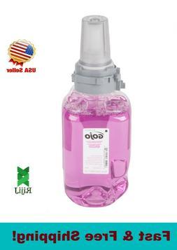 GOJO 8712-04 Antibacterial Soap, Purple, Size 700mL, PK4
