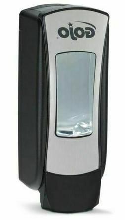 GOJO 8888-06 Soap Dispenser,1250mL,Chrome/Black