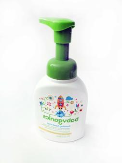 Babyganics Foaming Hand Soap Toxin Free Natural Sanitizer Sa