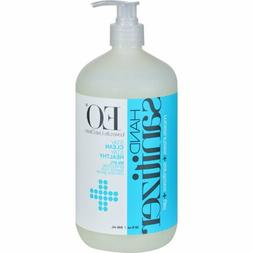 EO Products, Hand Sanitizer Gel Unscented 32 fl oz