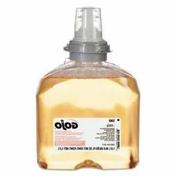 Gojo TFX Foam Antibacterial Hand Soap, Fresh Fruit Scent, 2