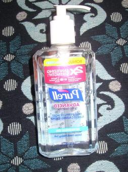 Purell Advanced Hand Sanitizer Refreshing Gel, 10oz, 3 Pack
