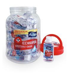 Wish Advance Hand Sanitizer 2oz Pocket Size 24 Bottles with