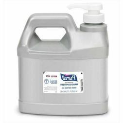 PURELL® Advanced Hand Sanitizer 1/2 Gallon Gel 64 oz Pump R