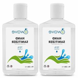 Wave Advanced Hand Sanitizer  75% Isopropyl Alcohol Kosher C