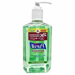 Purell Advanced Hand Sanitizer Aloe Triple Action Moisturize