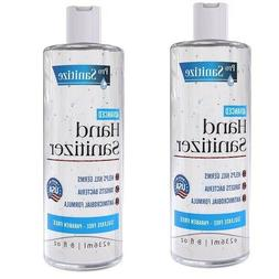 Pro Sanitize Advanced Hand Sanitizer Antimicrobial 2 x 8 OZ