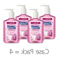 PURELL Advanced Hand Sanitizer Gel, Spring Bloom Fragrance,