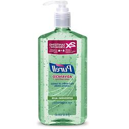 PURELL Advanced Hand Sanitizer Gel, Refreshing Aloe, 28 fl o