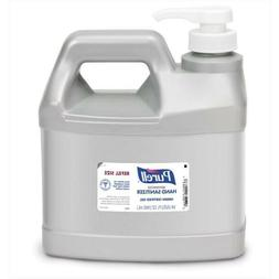Purell Advanced Hand Sanitizer Gel 64oz Refill Size Jug with