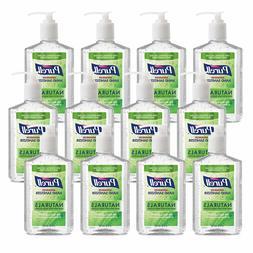 PURELL Advanced Hand Sanitizer Gel Naturals with PUMP, Citru