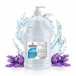 Advanced Hand Sanitizer GEL Natural Aloe & Vitamin E - 1 Gal