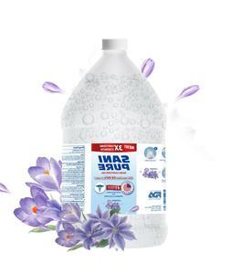 Advanced Hand Sanitizer GEL W/ Aloe & Vitamin E 1 Gallon 75%