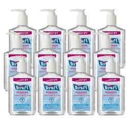 advanced hand sanitizer gel w pump 8