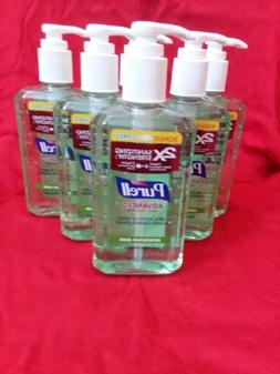 advanced hand sanitizer refreshing aloe 10oz 6
