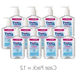 advanced hand sanitizer refreshing gel 8 fl