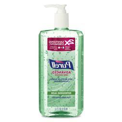 advanced hand sanitizer soothing gel aloe vitamin