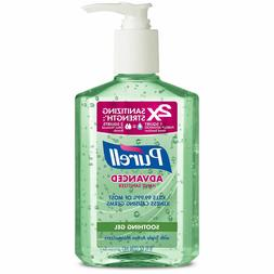PURELL Advanced Hand Sanitizer Soothing Gel with Aloe and Vi