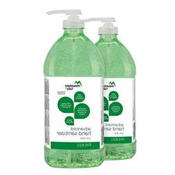 Mountain Falls Advanced Hand Sanitizer with Vitamin E and Al