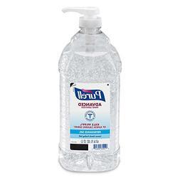 PURELL Advanced Instant Hand Sanitizer - 2L Pump Bottle, Ori