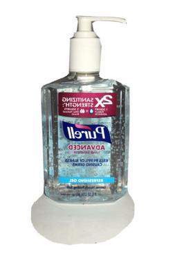 Purell Advanced Refreshing Hand Sanitizer Gel-1 ea 8oz Blt-S